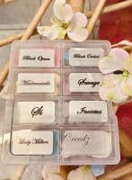 8 + 16 Designer inspired highly scented Soya wax melts Mix Creed For Her Type